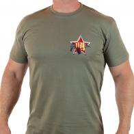 Мужская оригинальная футболка с символикой Спецназа ВВ РФ