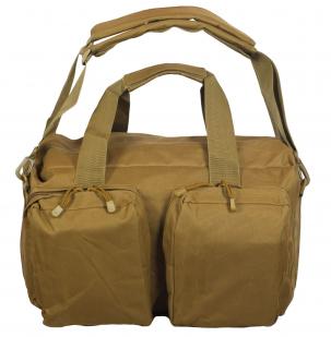 Мужская походная сумка с нашивкой Русская Охота - купить в подарок