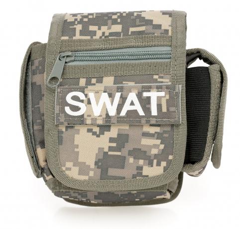 Мужская поясная сумка SWAT