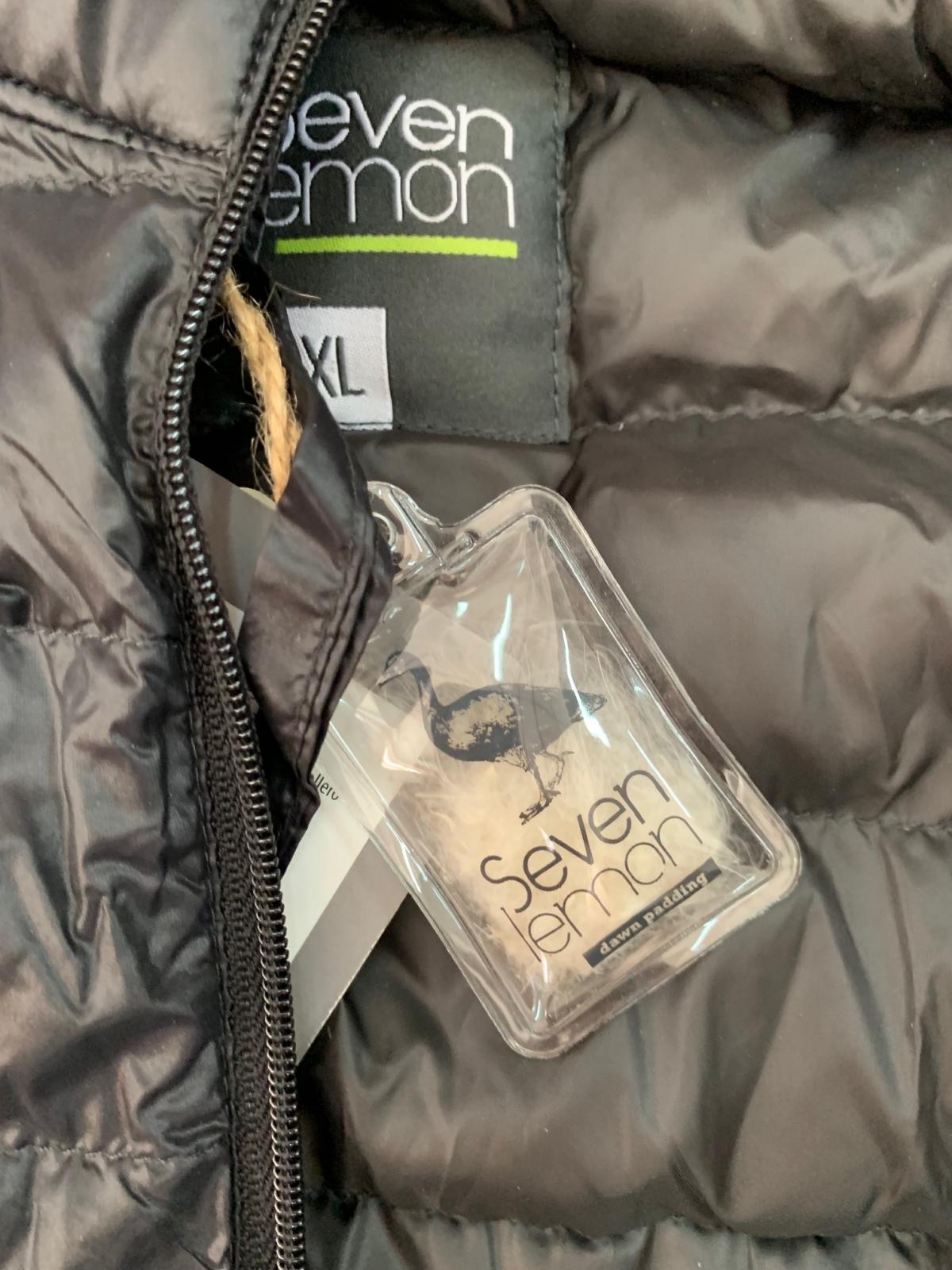 Мужская практичная куртка от Seven lemon