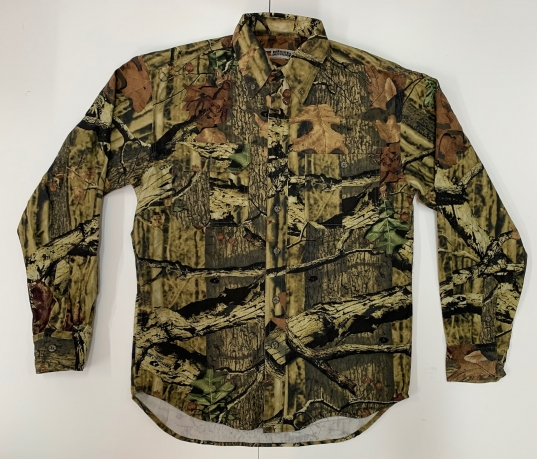 Мужская практичная рубашка RUSSELL OUTDOORS камуфляж