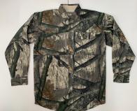 Мужская привлекательная рубашка RUSSELL OUTDOORS камуфляж