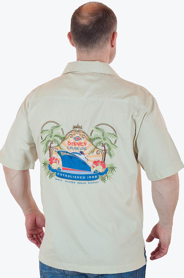 Мужская рубашка из круизной коллекции Disney - купить онлайн