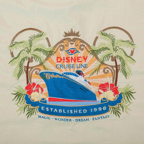 Мужская рубашка из круизной коллекции Disney - брендовое качество