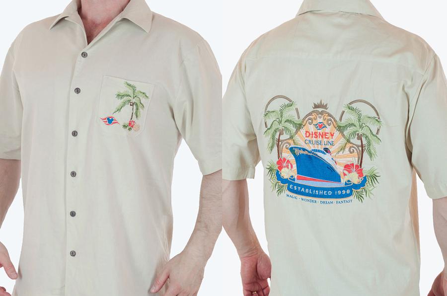 Мужская рубашка из круизной коллекции Disney с доставкой