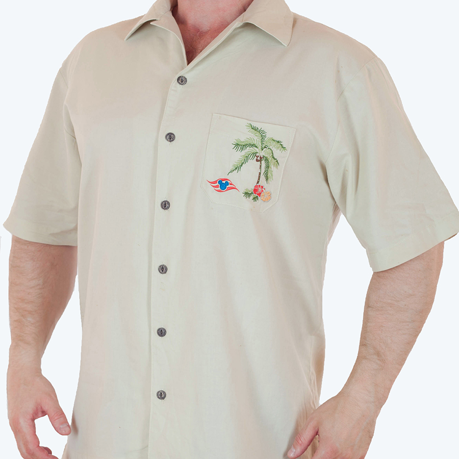 Мужская рубашка из круизной коллекции Disney