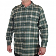 Нескучная мужская рубашка Old Mill из коллекции Custom-Fit