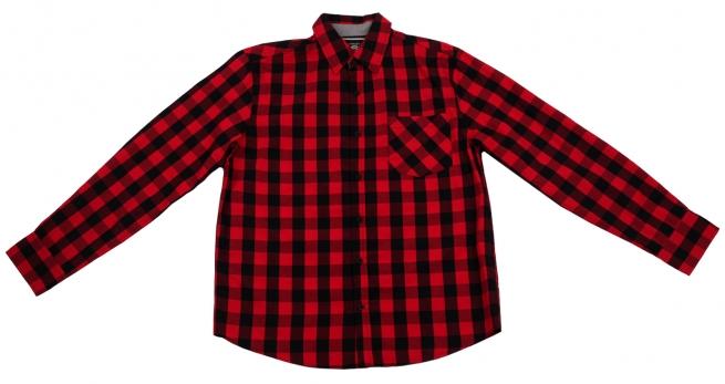 Мужская рубашка в клетку Colecao