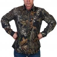 Мужская рубашка в стиле милитари от Mossy Oak (США)