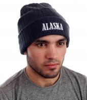 Мужская шапка Alaska на холодную зиму. Успей утеплиться!