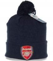 Мужская шапка Arsenal отличного качества. Безупречный головной убор - выбирайте лучшее!