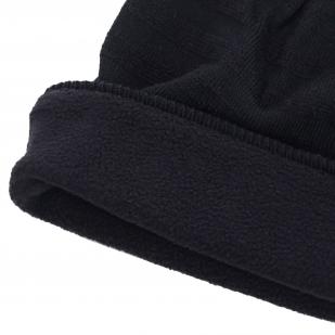 Мужская шапка из флиса с логотипом McKesson Corporation - изнаночная сторона