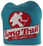 Мужская шапка Long Trail. Теплая модель в современном дизайне. Ограниченная серия!