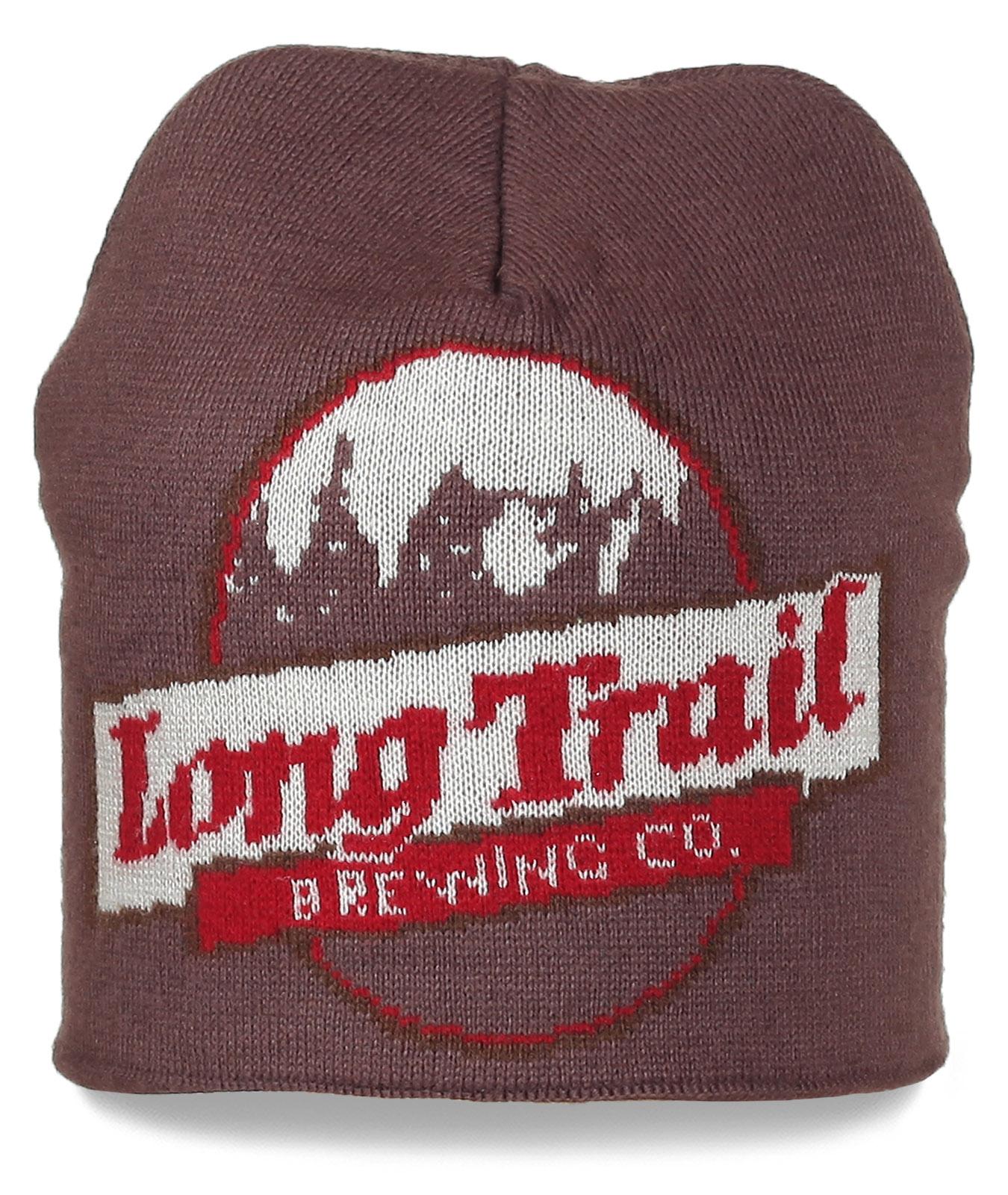 Мужская шапка Long Trail