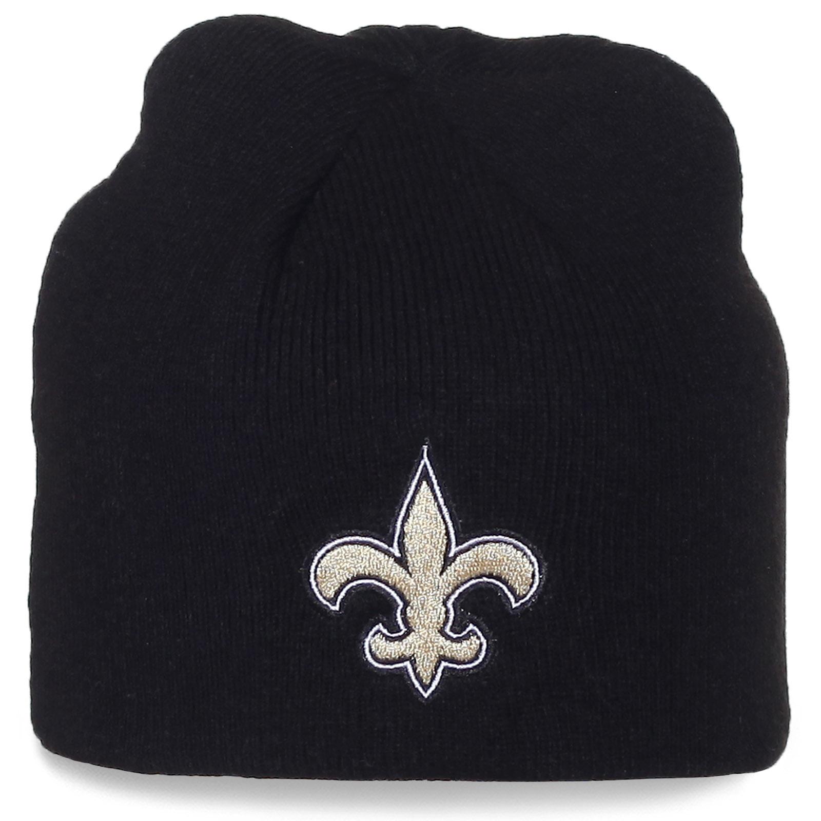 Заказать мужские шапки New Orleans недорого с доставкой