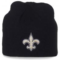Мужская шапка New Orleans черного цвета