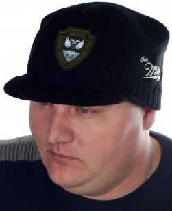 Мужская шапка с козырьком Miller Way и нашивкой Группа Сомали - купить онлайн
