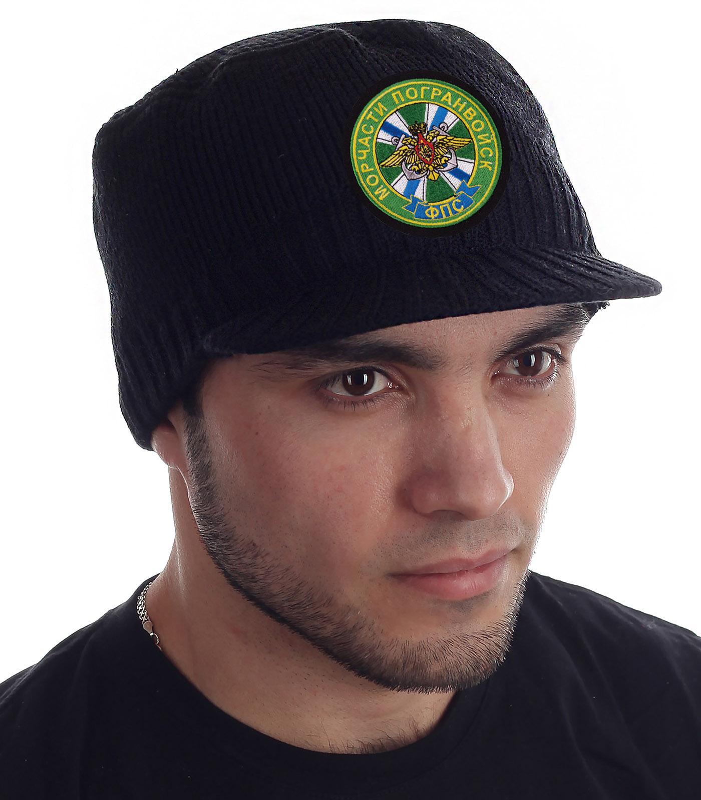 Купить мужскую шапку с козырьком от Miller Way с доставкой в любой город России и не только