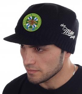 Мужская шапка с козырьком от Miller Way - купить оптом