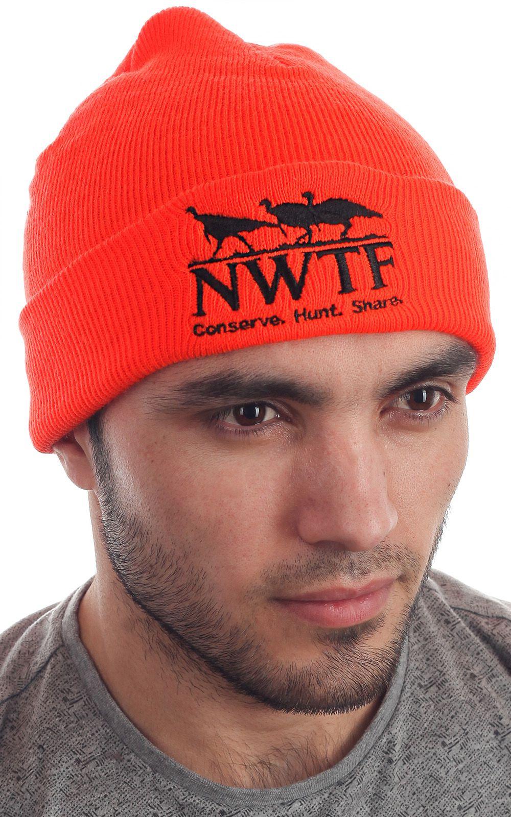 Сигнальная шапка NWTF