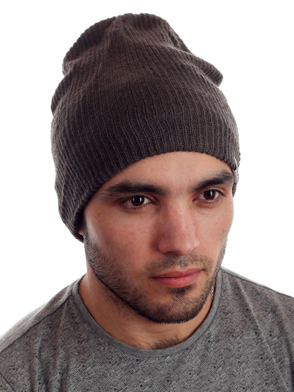 Мужская шапка в спортивном стиле от Neff