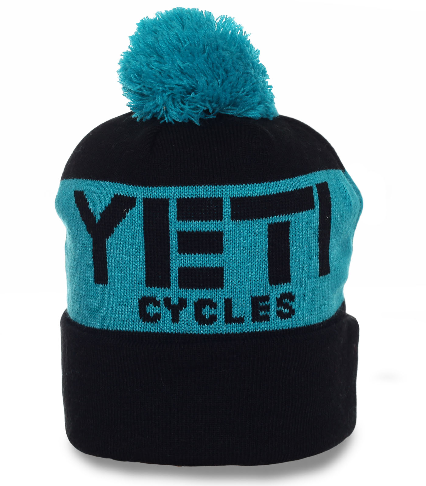 Мужская шапка Yeti Cycles. Спортивная модель для активных парней