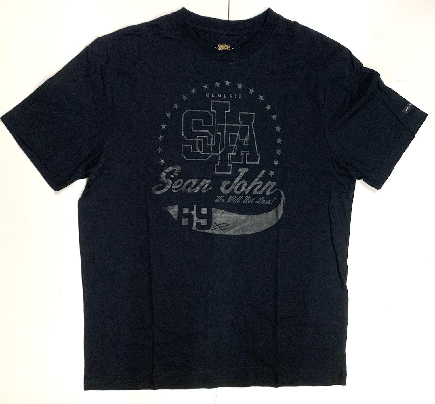 Мужская спортивная футболка от SeanJohn