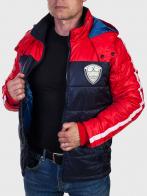 Мужская спортивная куртка с капюшоном от Goga JNS & Co (Мексика)