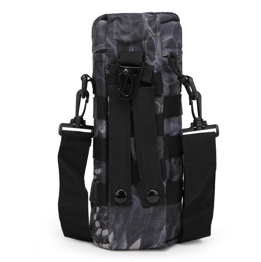 Мужская сумка через плечо для термоса или бутылки с водой оптом и в розницу