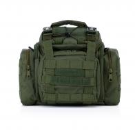 Мужская сумка на плечо с поясным креплением MOLLE