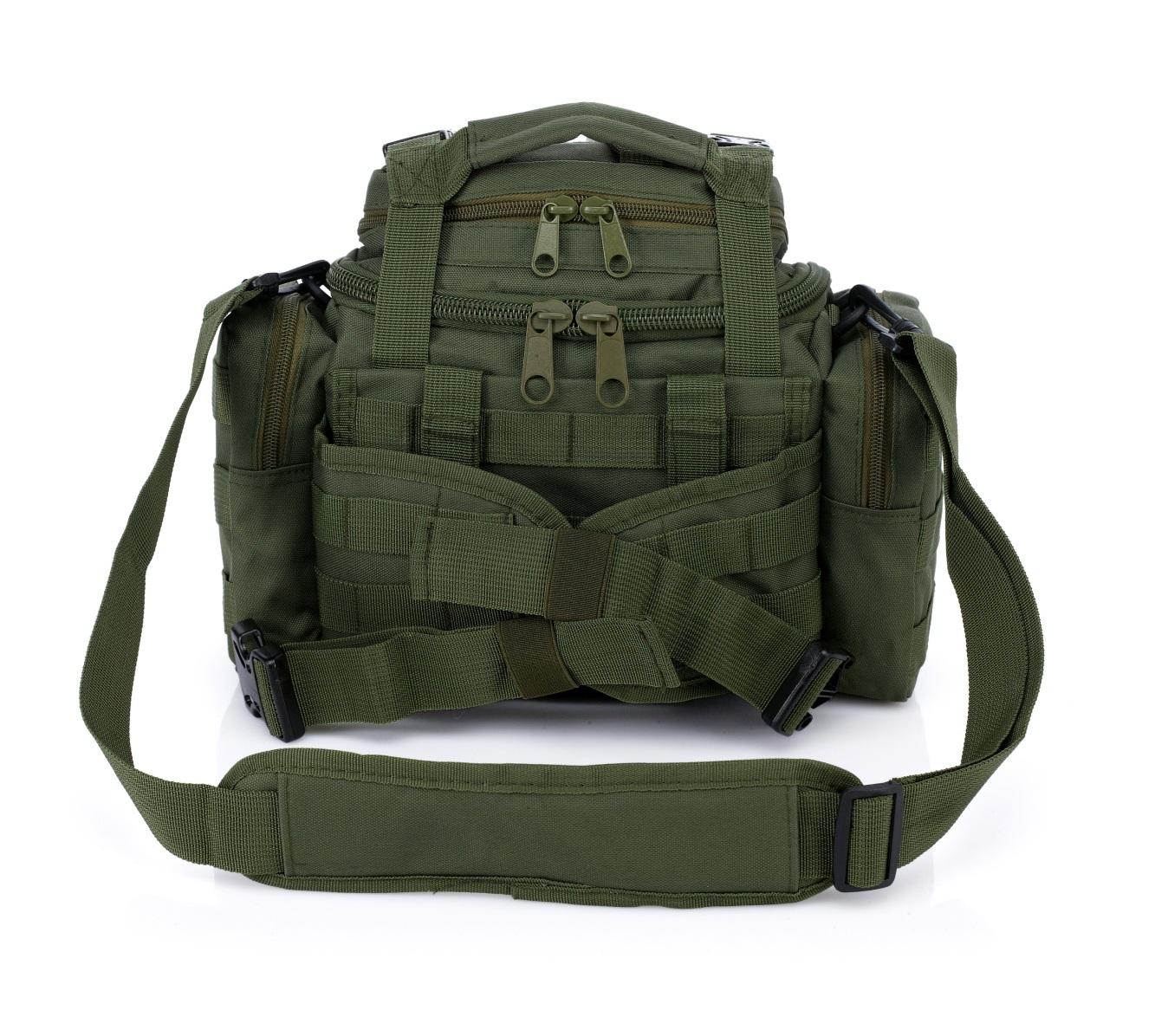 Мужская сумка на плечо с поясным креплением MOLLE оптом и в розницу
