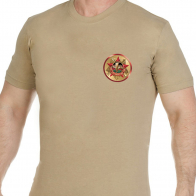 Мужская светлая футболка АФГАН