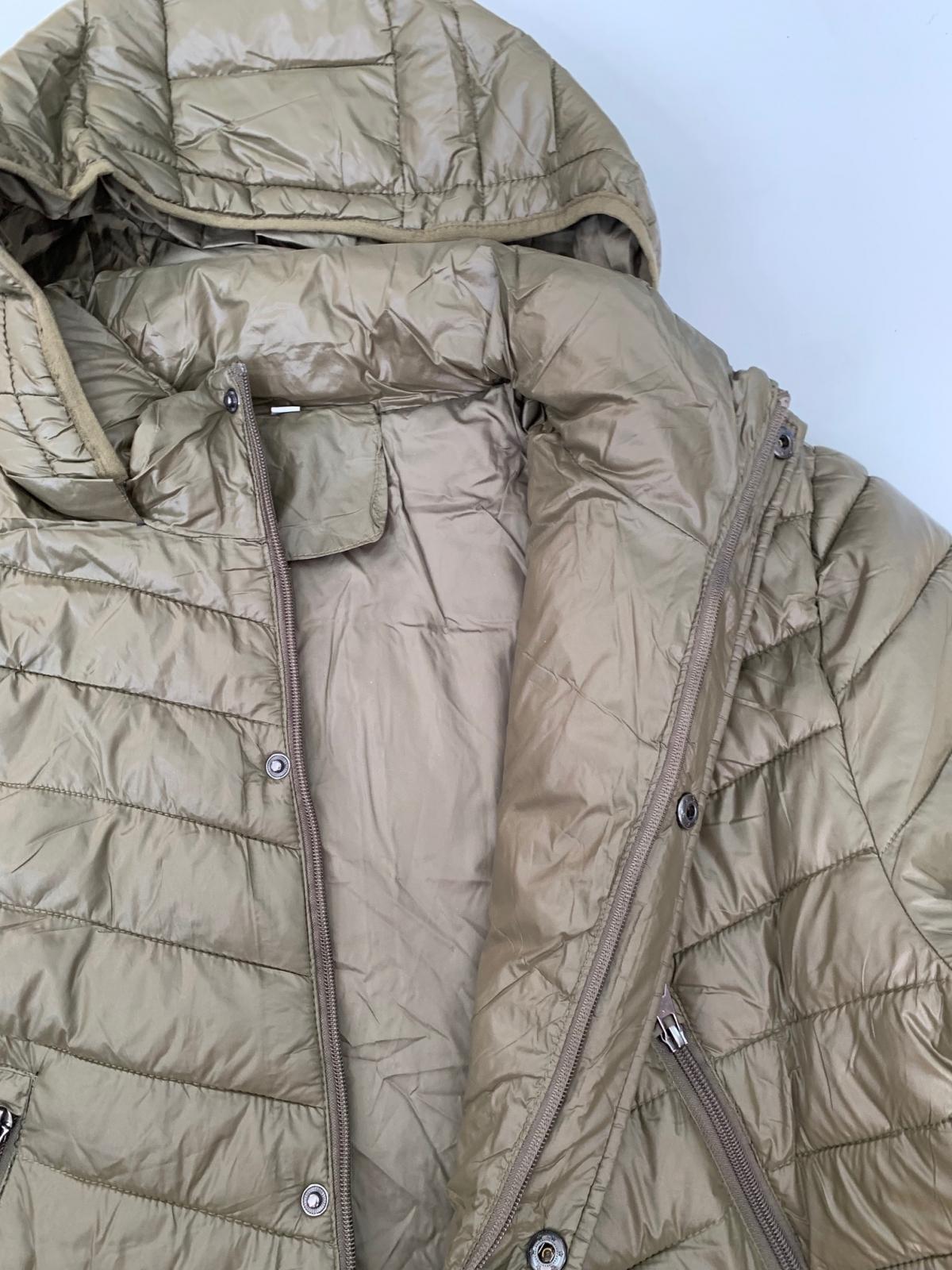Мужская светло-коричневая куртка