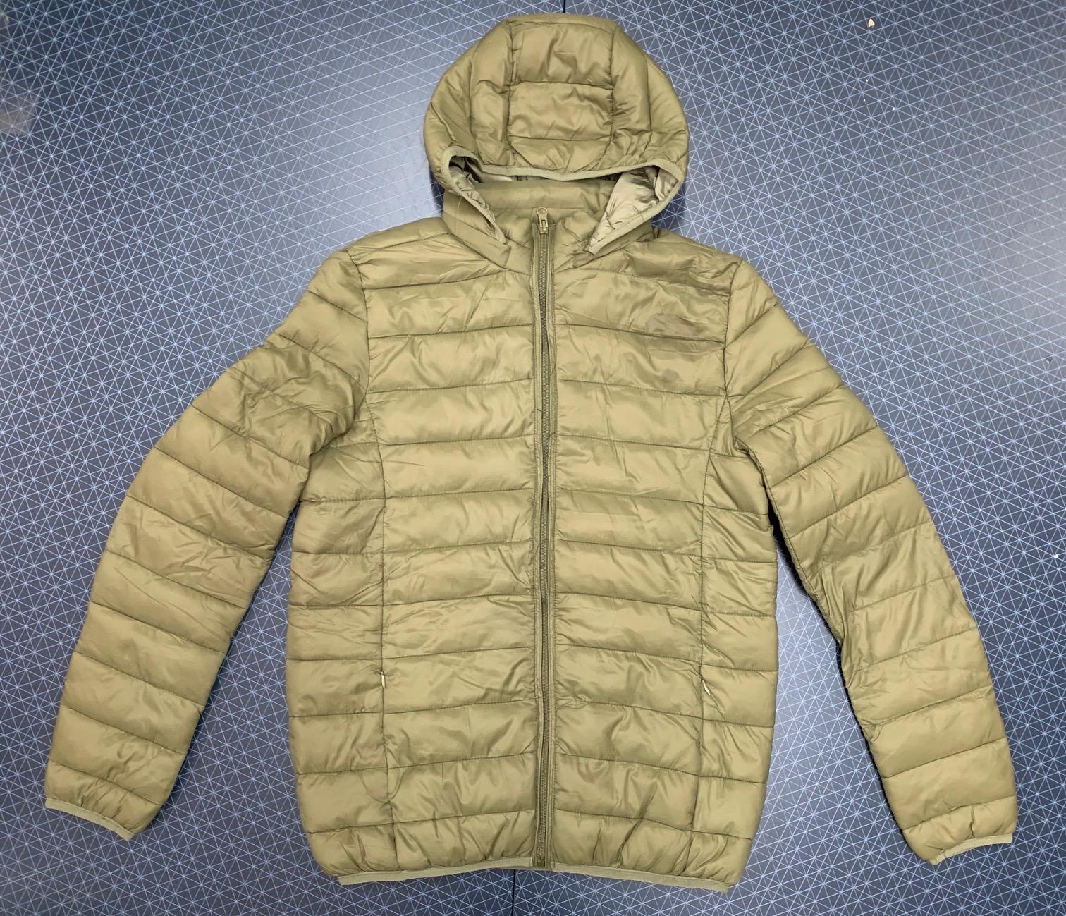 Мужская светло-оливковая куртка