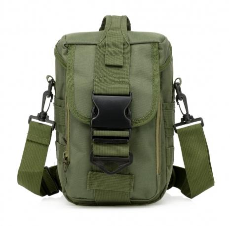 Мужская тактическая сумка на плечо для камеры купить недорого
