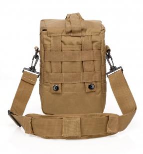 Мужская тактическая сумка на плечо и пояс MOLLE заказать онлайн