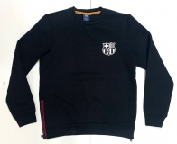 Мужская темная кофта реглан FC Barcelona