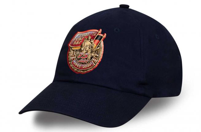 Мужская темно-синяя кепка ГСВГ купить недорого
