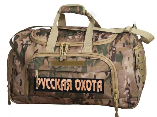 Мужская тревожная сумка 08032B Multicam Русская Охота - купить выгодно