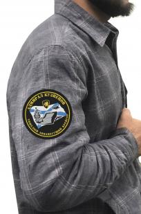Мужская утепленная рубашка ВМФ ТАВКР Адмирал Кузнецов купить в розницу