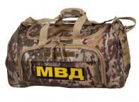 Мужская военная сумка МВД, код 08032B