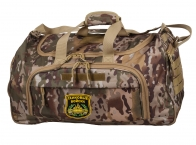 Мужская военная сумка с нашивкой Танковые Войска, код 08032 B