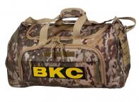 Мужская военная сумка ВКС, код 08032B