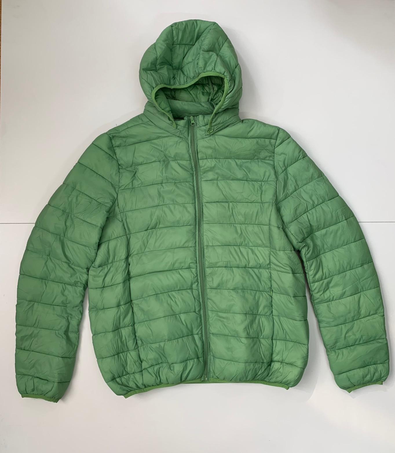 Мужская зеленая куртка от NAGATA