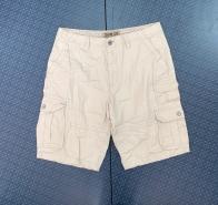 Мужские белые шорты от IRON CO