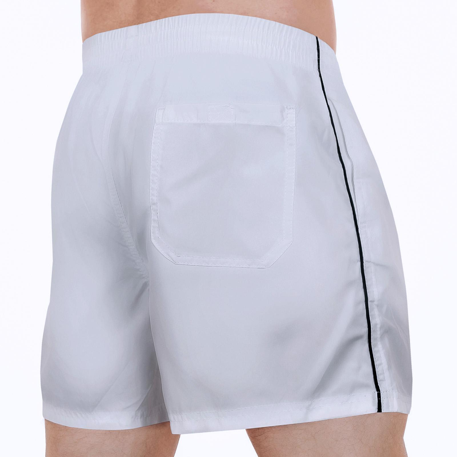 Мужские белые шорты от MACE всегда в моде, точняк девушки оценят только в Военпро