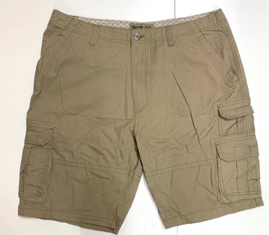Мужские бежевые шорты карго Brandit