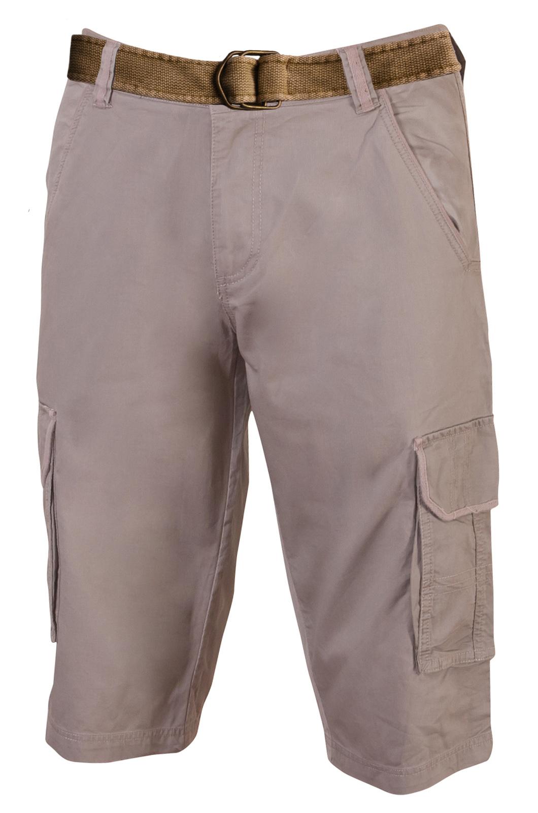 Мужские бежевые шорты - купить по низкой цене