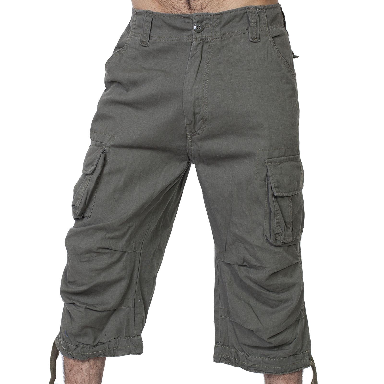 Купить винтажные шорты бермуды Brandit