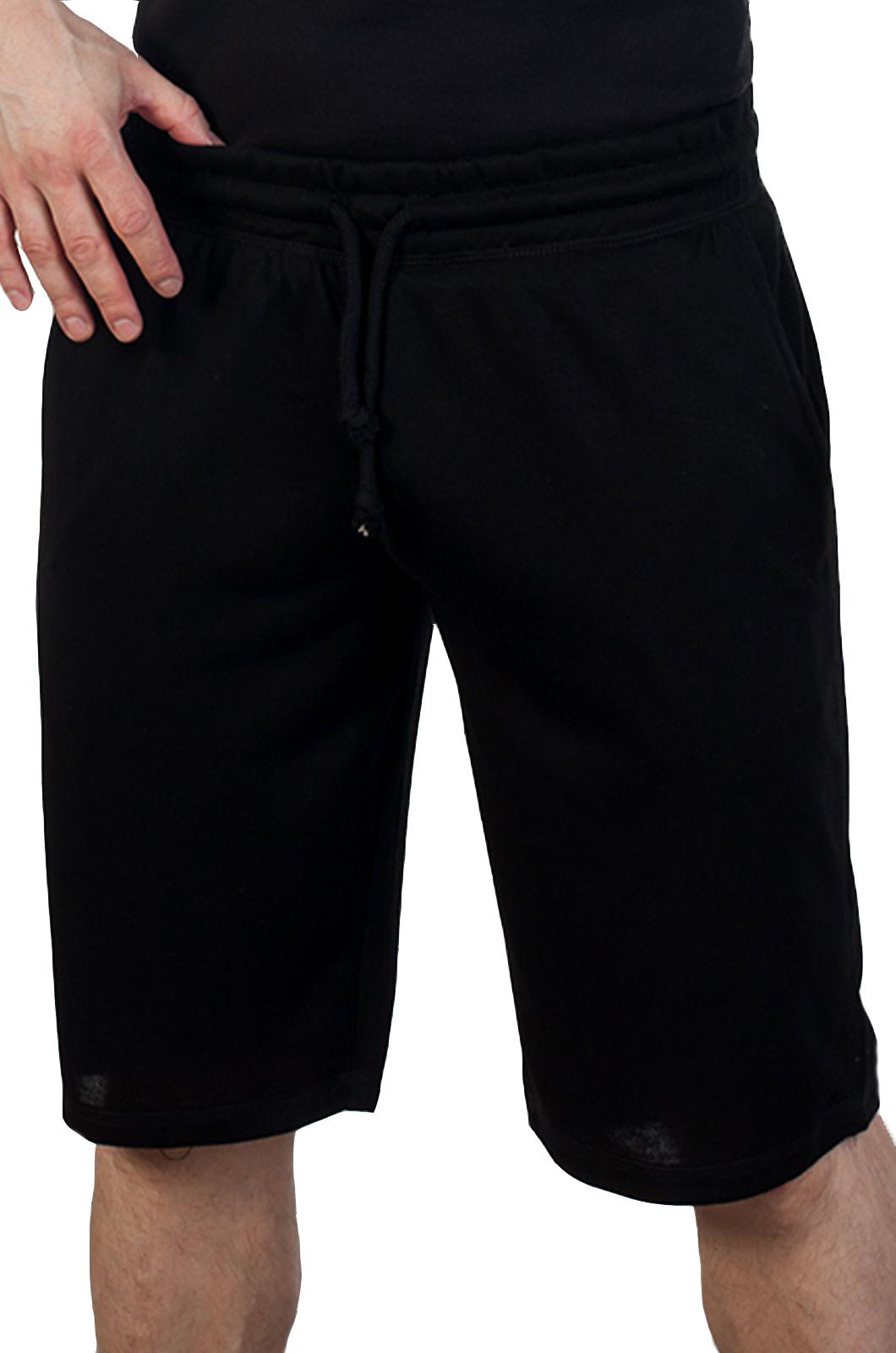 Мужские черные шорты от French Onion